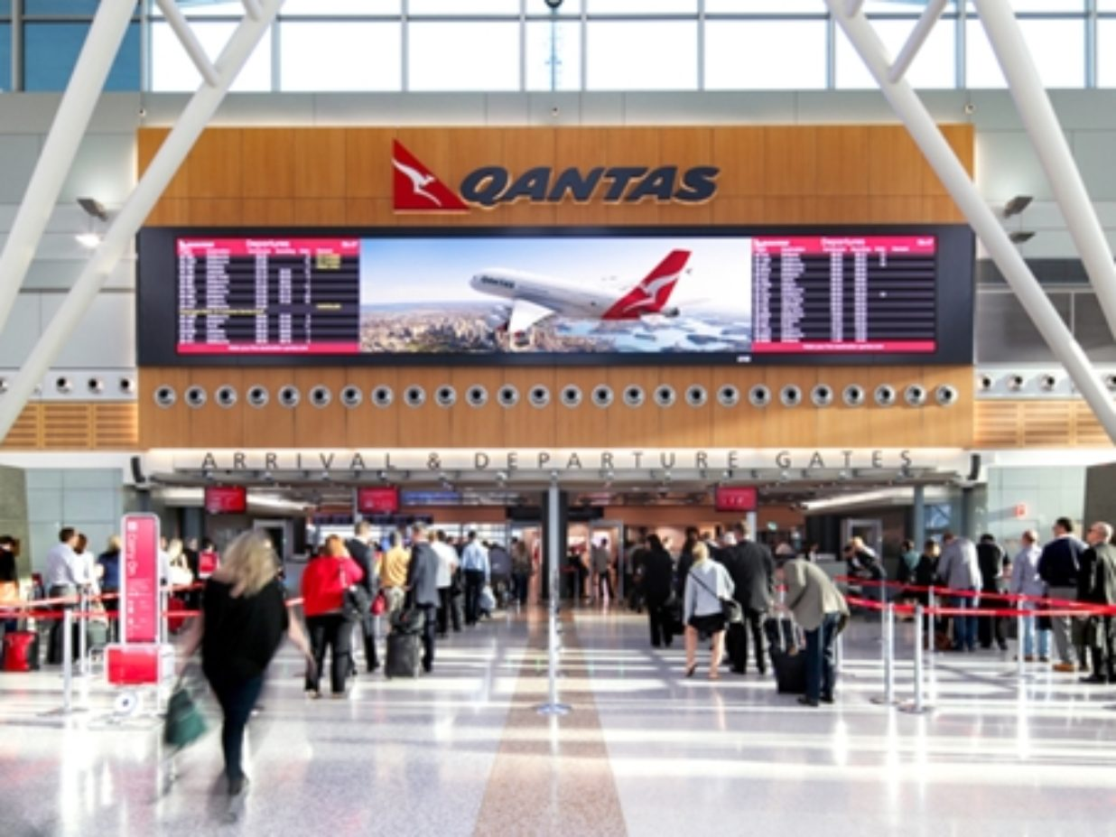 Qantas Frequent Flyers email scam
