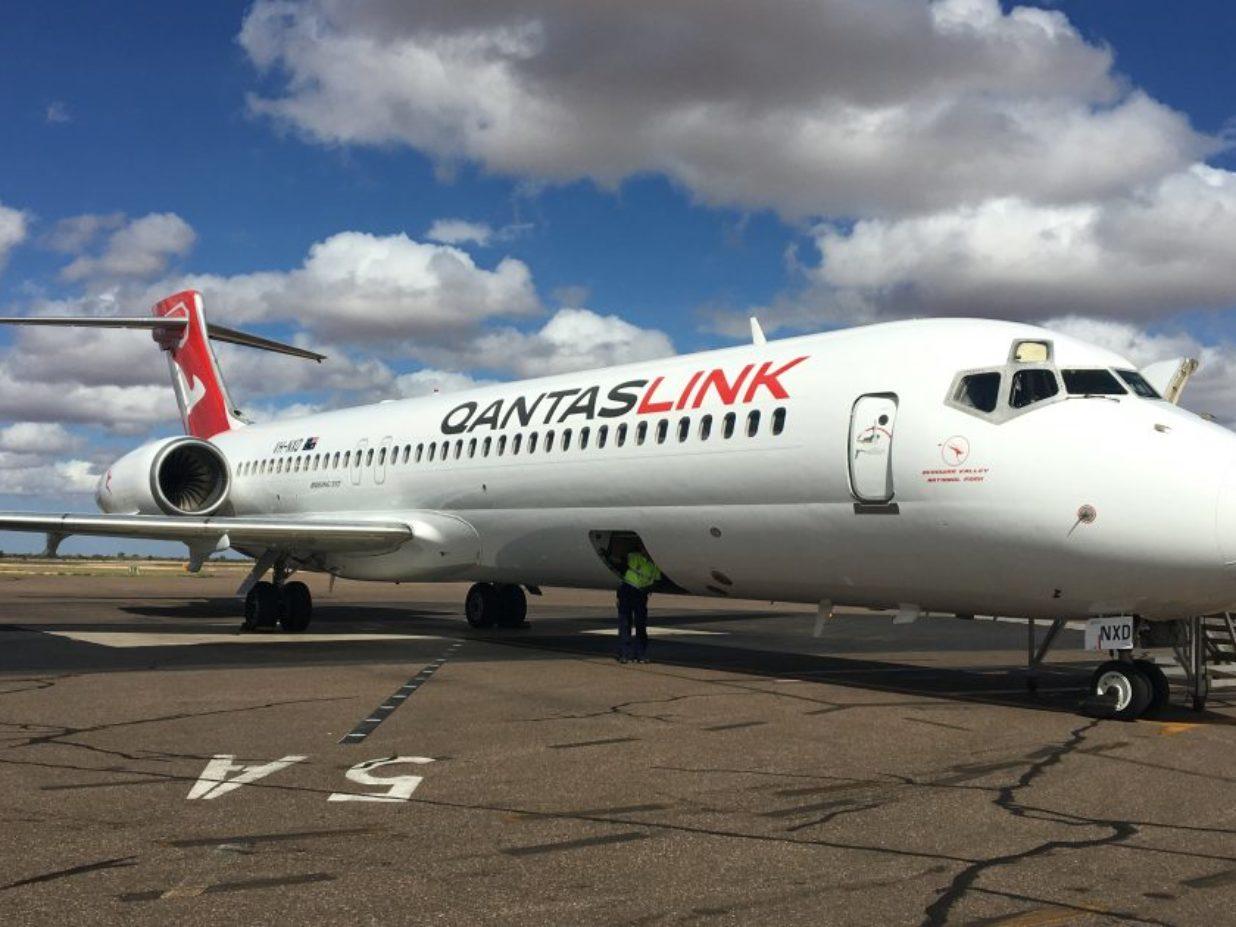 Broome to Darwin flights start now