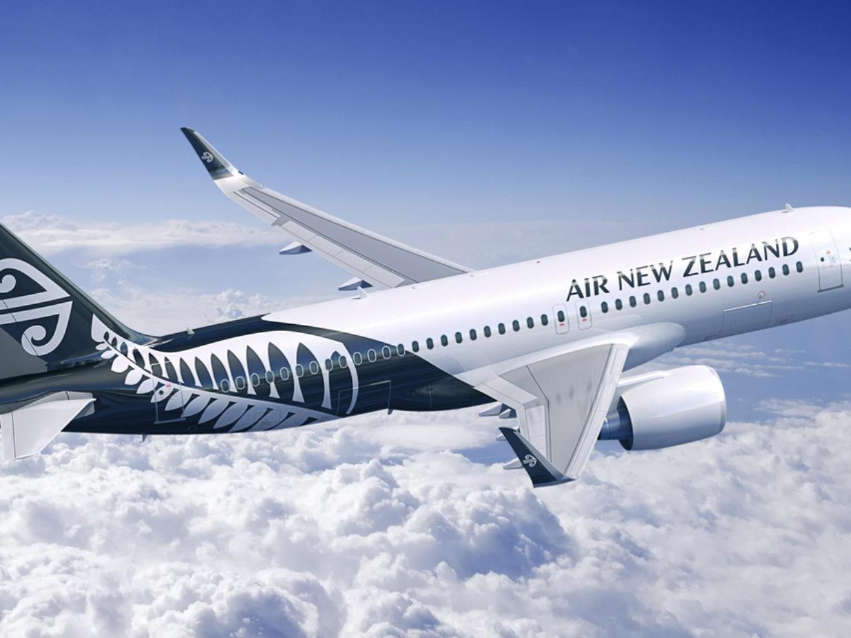 Air New Zealand flyer news
