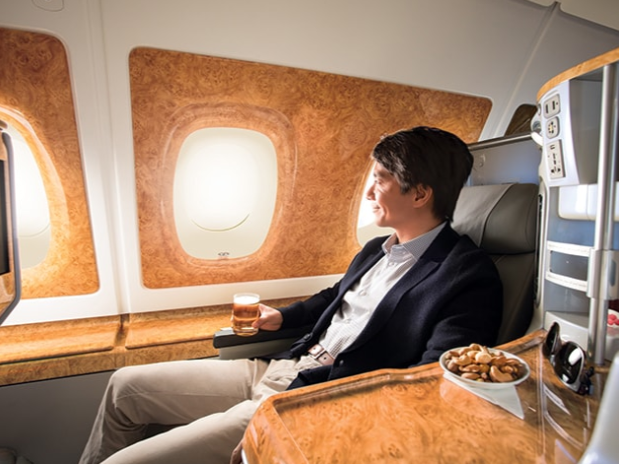 Airline Business: Brisbane to Japan battle, Dining on demand, New Boeing business class seats