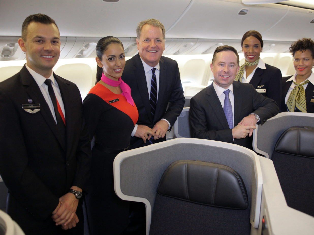 Airline Business: Qantas & American alliance, LATAM departs Oneworld, Emirates Suites & Top Flying Credit Cards
