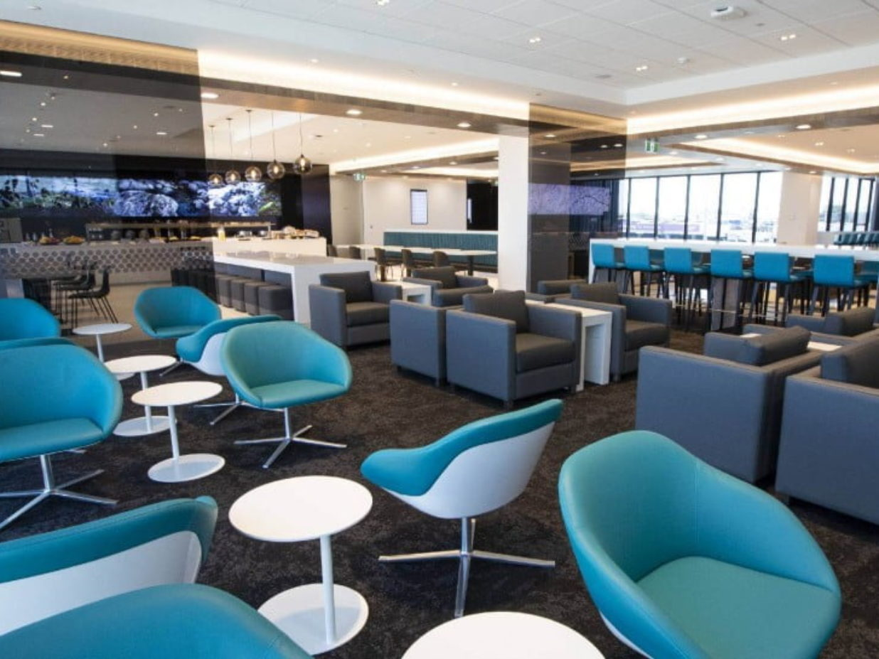 Latest airport retreats for business travellers
