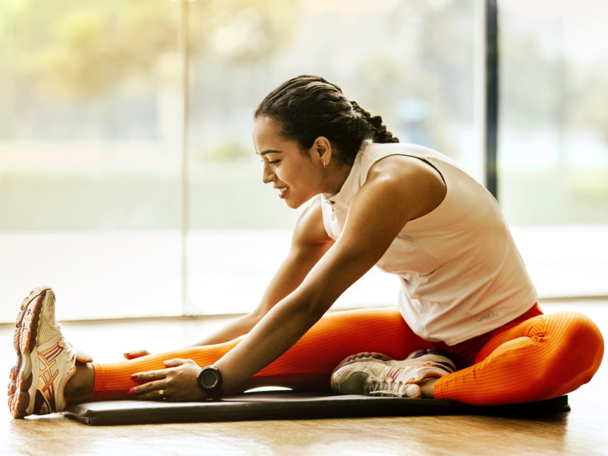 Easy exercises you can do in your hotel room