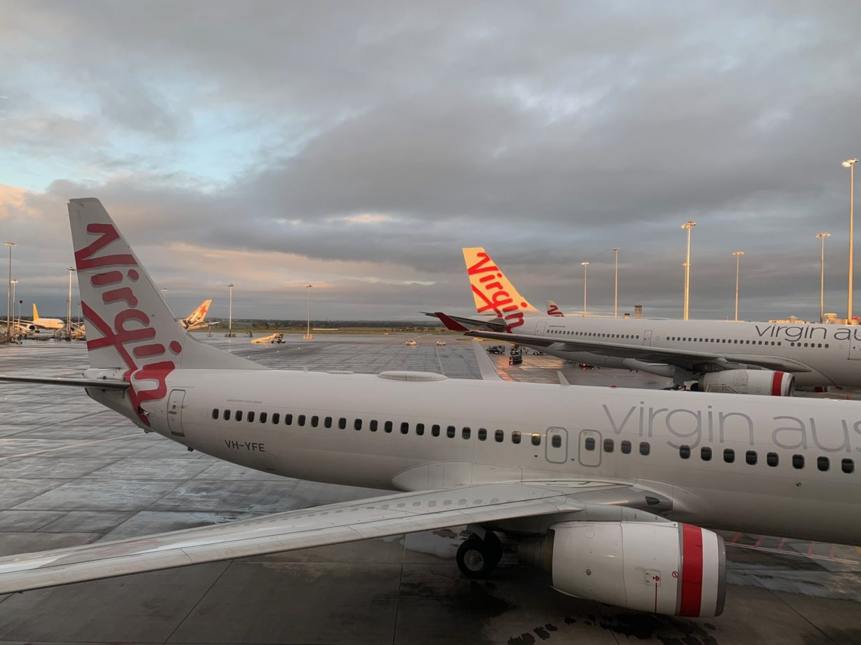 Virgin Australia cuts coronavirus losses