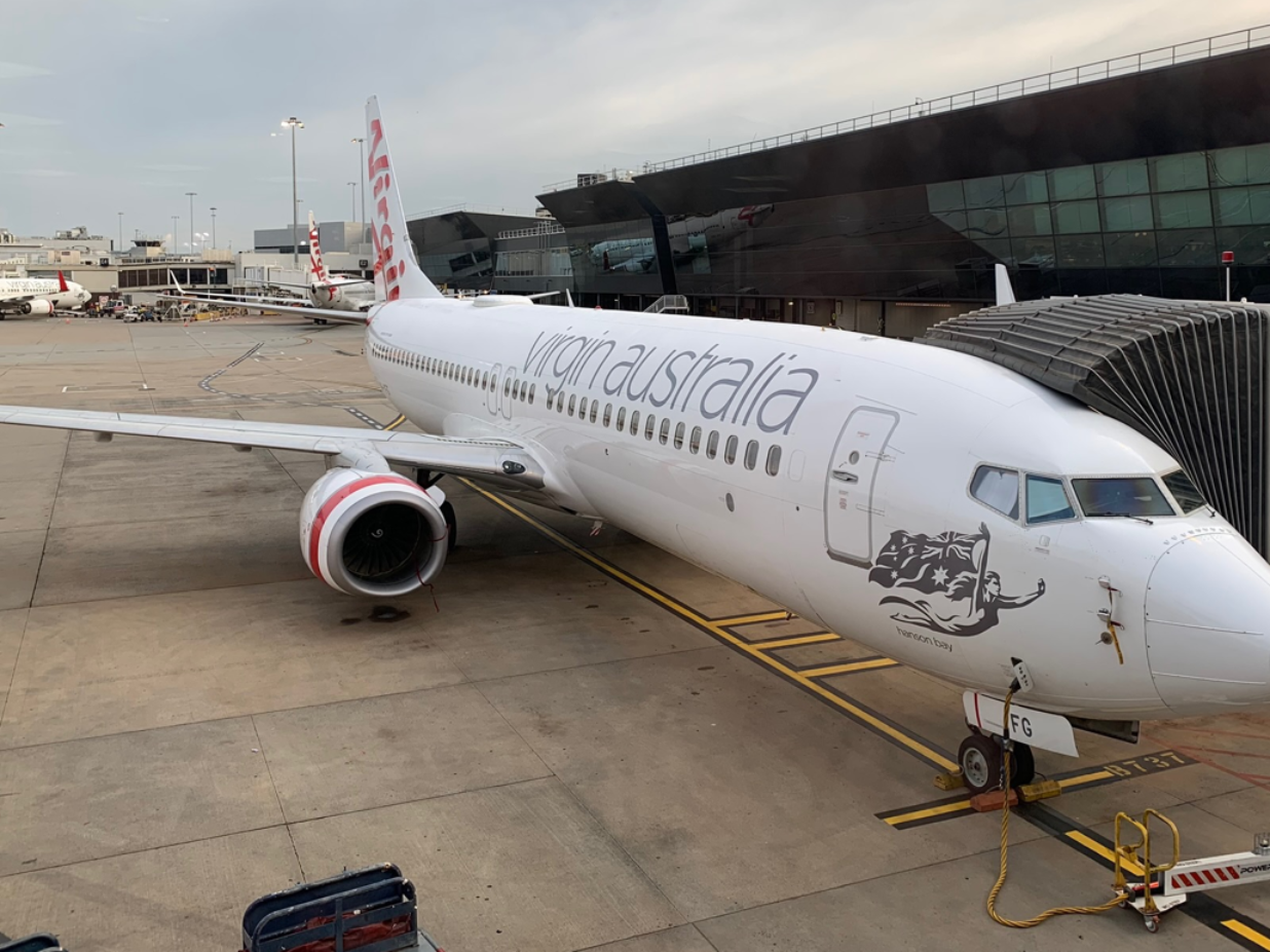 Traveller update for Virgin Australia & Velocity